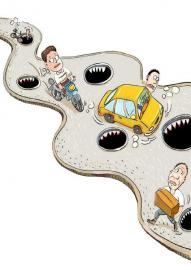 无盖车辆井咬住v车辆污水来吧我家到漫画图片图片