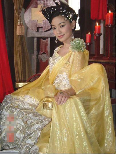后宫甄嬛传 蒋欣 盘点剧红人不红的貌美女星