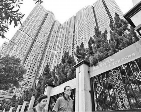 香港雍澄轩酒店。资料图片