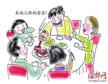 福州人拿筷子 忌讳也不少