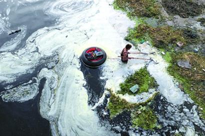 八水绕长安 污染扰八水