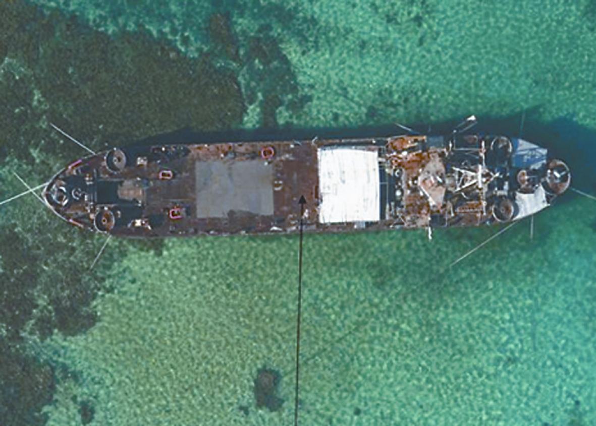 菲律宾声称中国欲截断仁爱礁菲驻军粮水