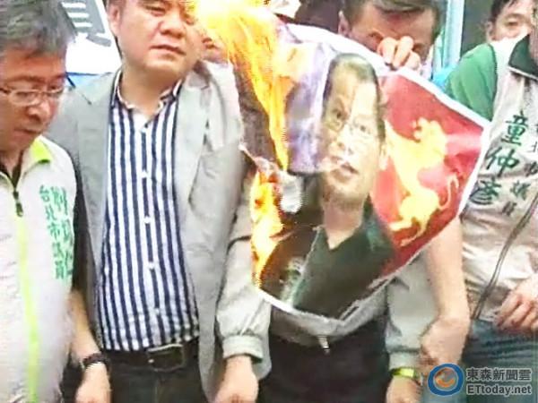"""菲总统:根据""""一中原则""""处理台渔民遭射杀事件"""