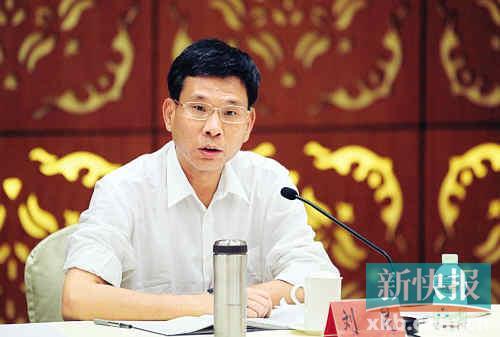 广东副省长刘昆调任财政部党组成员