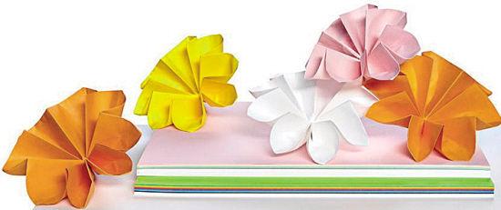 凤凰折纸步骤图片