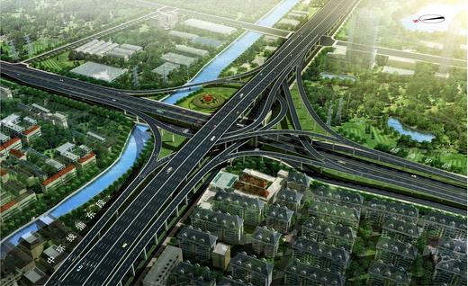 太原市解放路改造立交桥拆除吗首先大家要理解好立交桥和高架桥的区别