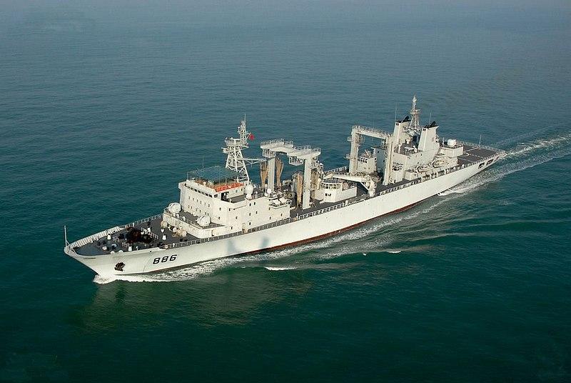 (高清)图解中国航母编队组成 战力或将世界第二