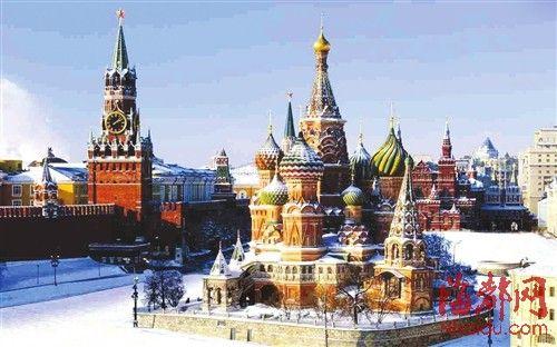俄罗斯风光