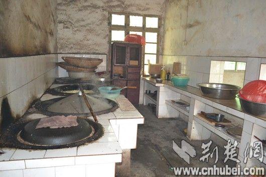 农村厨房带柴火灶设计图片大全图片
