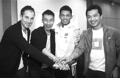陶菲克:我和林丹是朋友 遗憾不能用英语多交流_体育频道_凤凰网