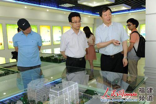 本网专访龙净环保股份有限公司总经理:闽西老