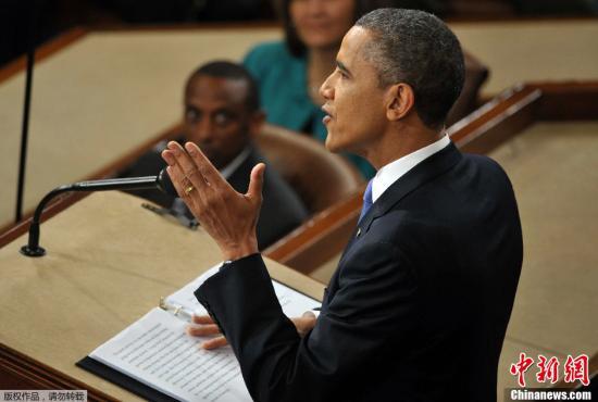 国总统奥巴马称贫富差距伤害美国社会图片
