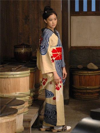 日本十大可爱浴衣美女