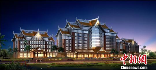 广西民族大学东盟学院拟建成国家级东盟研究基地图片