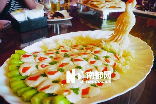 乐山大佛眼皮底下大啖西坝豆腐宴陈瘦身食谱意涵的图片