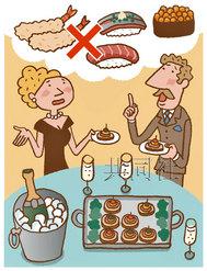 日外务省要求提高驻外使领馆餐饮质量 称比不上中方