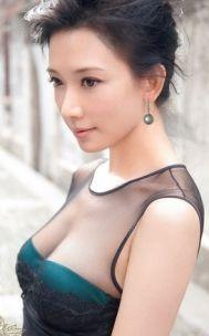 林志玲写真_名模林志玲的美艳
