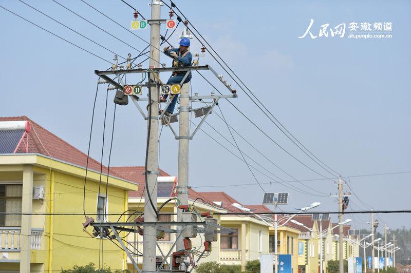 电路改造工艺展示