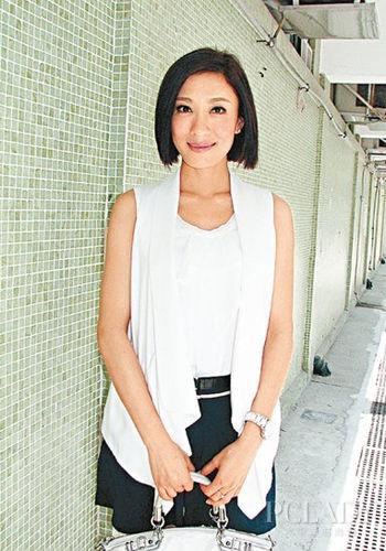 短发杨怡-孙俪提名国际艾美奖视后 一剪短发就大红的女星