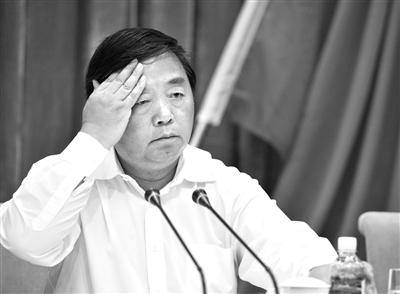 2012年7月19日,南京市市长季建业。资料图片/CFP