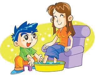 常看看洗洗,给电影回家脚,就是最大的a电影了.(资料图片)契约父母电视剧图片