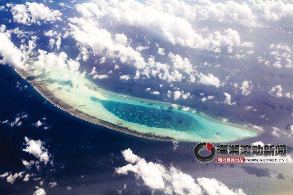 (西沙群岛。图/IC)