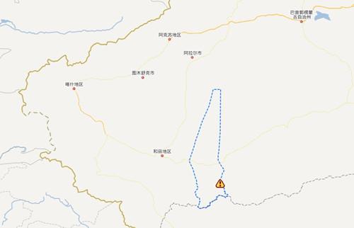于田县人口_新疆于田发生7.3级强震随后不到一小时余震46次