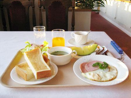 第二种:西式早餐
