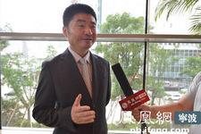 宁波市江东区经济合作局副局长吕兵