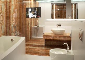 科技感浴室