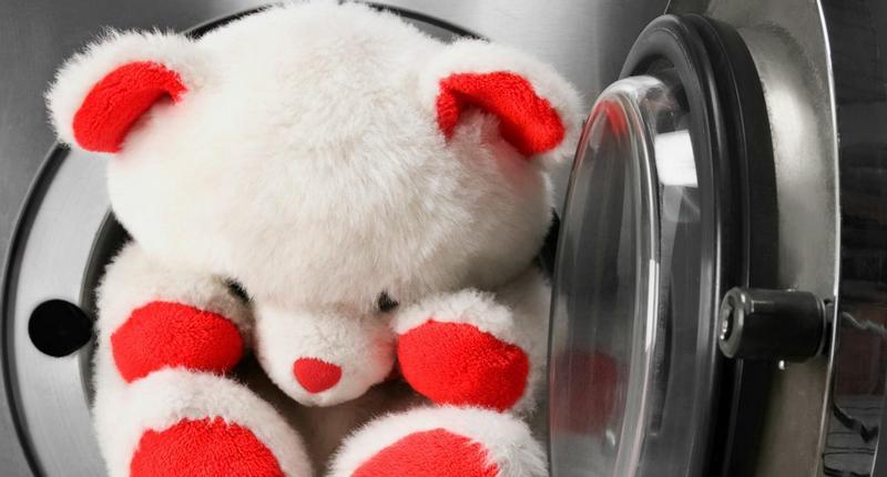 怎样洗毛绒玩具