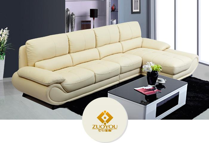 左右沙发高档真皮客厅沙发组合DZY2813