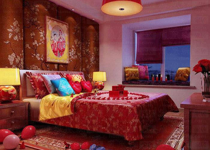 婚房卧室应该怎样布置?