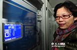 2012年,江西在南昌、九江两地开始对pm2.5进行检测。同年12月1日,南昌市按空气质量新标准监测和评价,所有9个空气自动监测子站在原有老三项的基础上增加了PM2.5、O3、CO,并上线了空气质量实施发布系统。