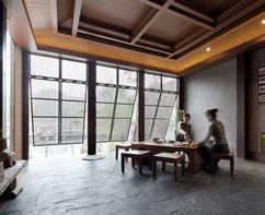 邱春瑞:惠州中信汤泉茶馆会所