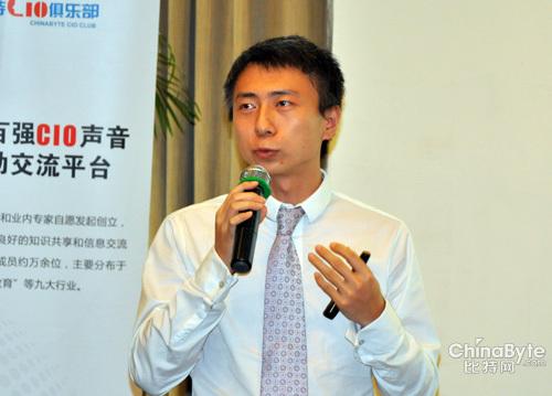 惠普技术顾问张楠