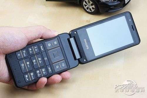 双模双待高端手机 飞利浦w930现报3999元高清图片