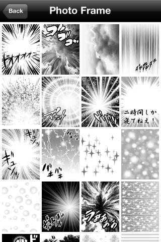 iPhone必玩小相机:MangaCamera软件漫画污污少女漫画图片a相机图片
