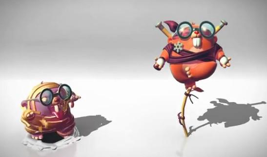 鼹鼠是如此可爱的动物,让无数人忍俊不禁,游戏主要围绕鼹鼠兄弟来展开
