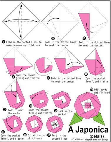 简单动物折纸步骤图解