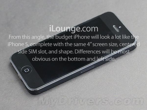 之前iLounge给出的所谓低价iPhone的谍照