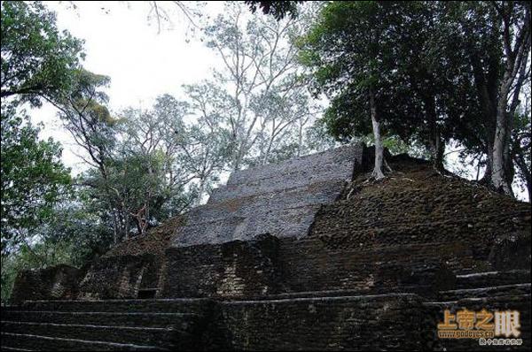 2300年历史古迹遭破坏 玛雅文明遇毁灭性打击图片