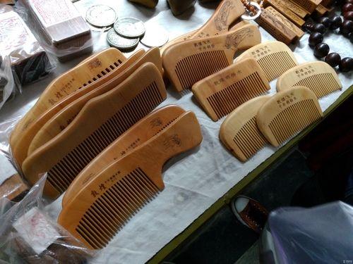 手工制作木梳尺寸图纸