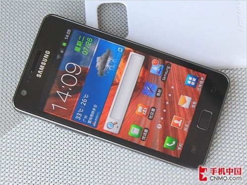 热卖智能手机三星i9100