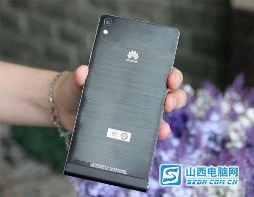 图为:华为 Ascend P6(电信版)-时尚全球最薄 华为P6电信版2400元图片