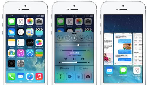 传苹果开始测试iOS7.0.1\/7.0.2\/7.1系统