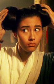 【最搞怪】李嘉欣 1992