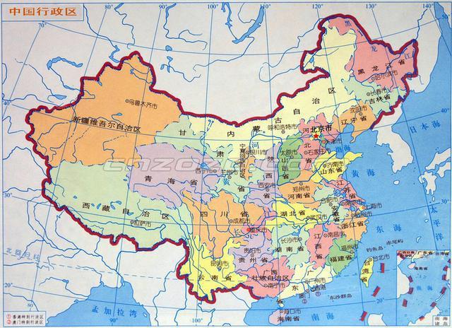 中国古代秦朝到清朝时期国土面积最大时的版图,疆域,地图 数据等