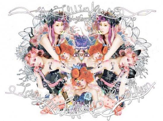 少女时代/少女时代子团TTS最新迷你专辑《Twinkle》