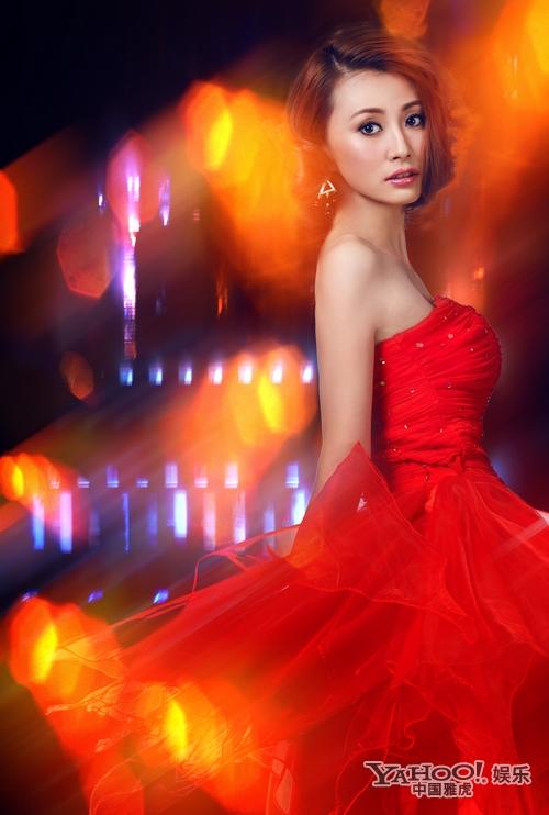 张瑞 美女情歌 玫瑰情人 将绽放华语乐坛